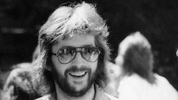 Eric Clapton concert at Dallas Convention Center on Nov 15, 1976