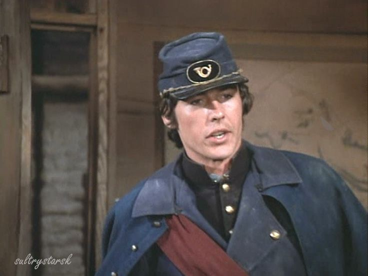 "Randolph Mantooth in ""The Bravos"" (1972)"