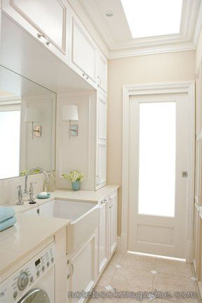 laundry bathroom combo More