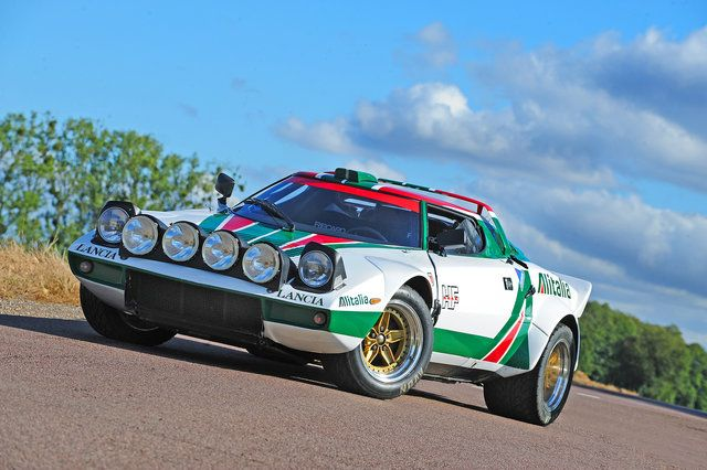 Lancia Stratos Groupe 4