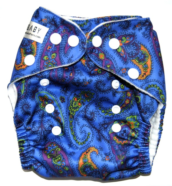 Blue Paisley Sunbaby
