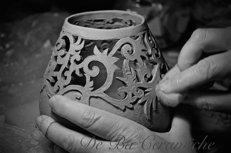 De Ba Ceramiche - Tornio ed Intaglio