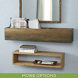 Scatola Organizer & Shelf