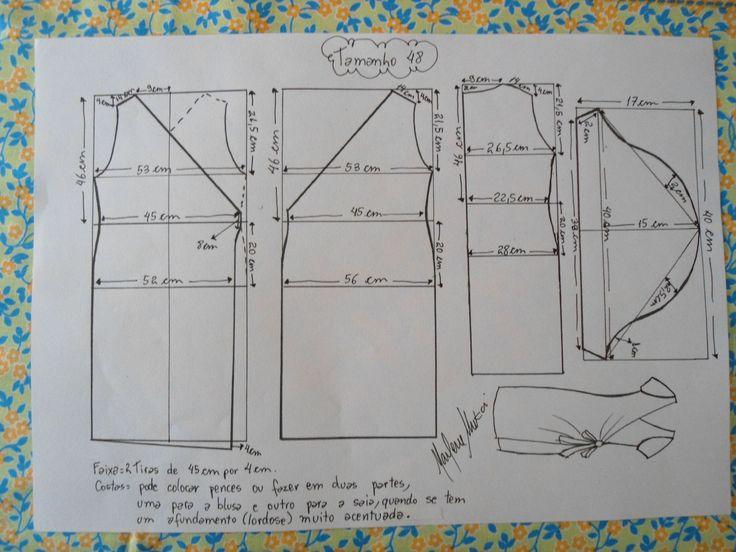 Patrón deVestido cruzado, creado por el diseñador Diane von Furstenberg en 1974 y que nunca pasa de moda. Este tipo de vestido sienta bien a todo tipo de cuerpos ya que alarga la silueta y estiliza la figura. Tallas desde la 38 hasta la 54.  Talla 38: Talla 40: Talla 42: Talla …