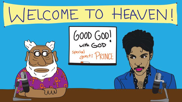 Good God! with God & Special Guest Prince