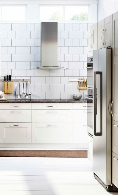 Best Ikea Sektion Kitchens Are Built With Great Style And 640 x 480