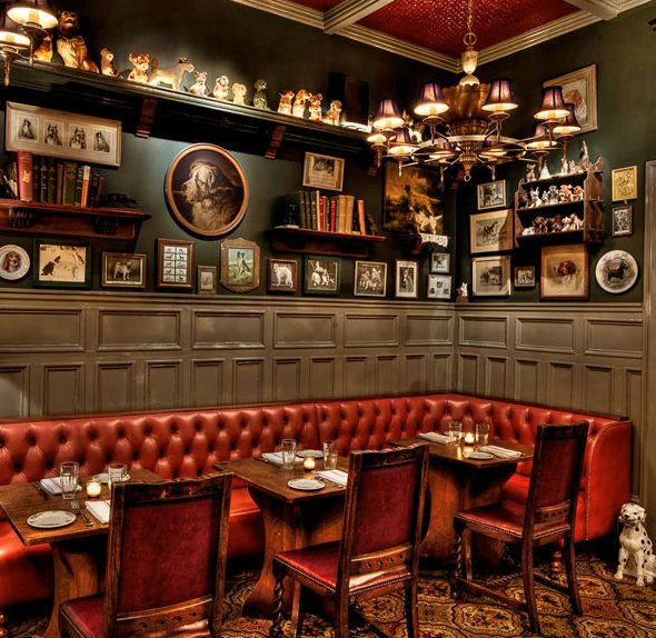 Pub Interior Design Ideas