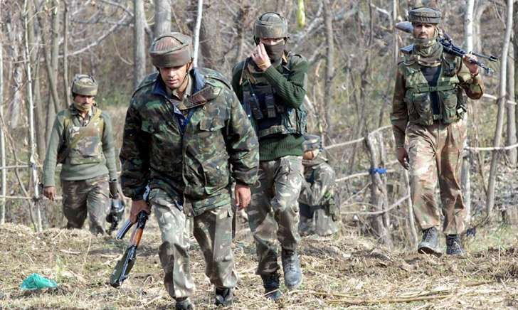 "Hadwara: Three Pakistan-based Lashkar-e-Taiba (LeT) terrorists were neutralised in Magam area of Handwara district in North Kashmir, said Jammu and Kashmir police on Tuesday.  State DGP S P Vaid hailed the security force for their ""excellent work"" in counterpoising the three terrorists."