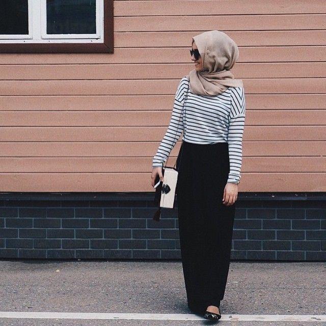 via instagram @hijabfashion