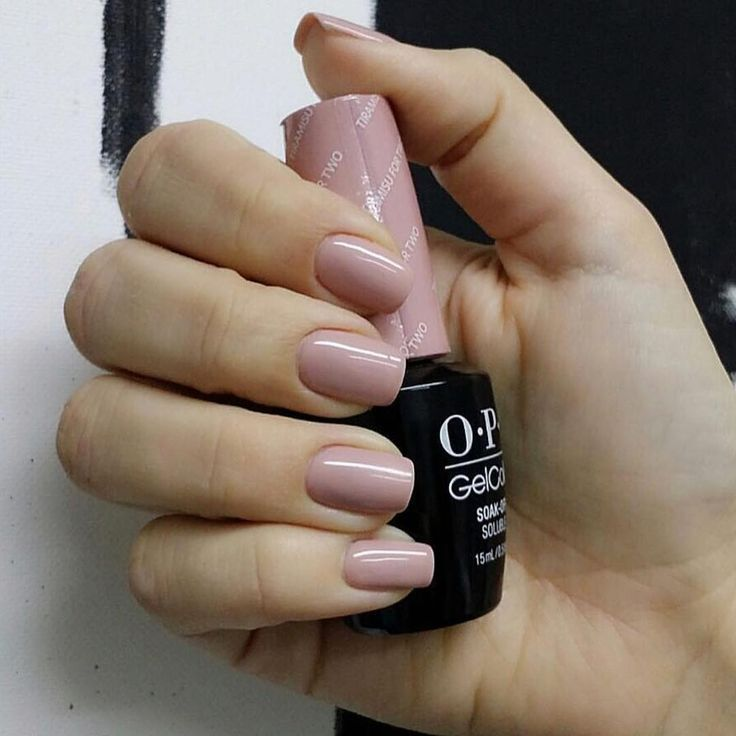 Opi Tiramisu For Two Maria Del Carmen Lerque Carmen Del Lerque Maria Opi Tiramisu Opi Gel Nails Gel Nail Colors Nail Polish