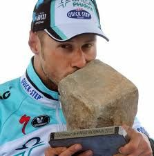 Tom Boonen wins Paris Roubaix 2012