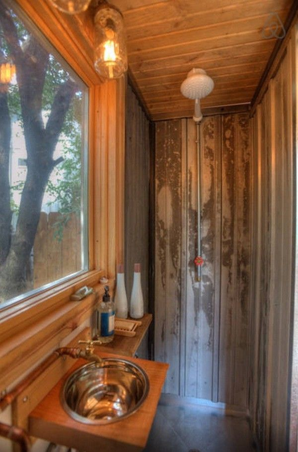 424 best tiny house bathroom images on Pinterest Tiny house