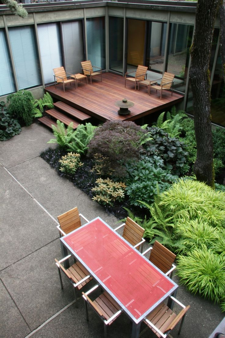 1000 Images About Mid Century Landscaping On Pinterest