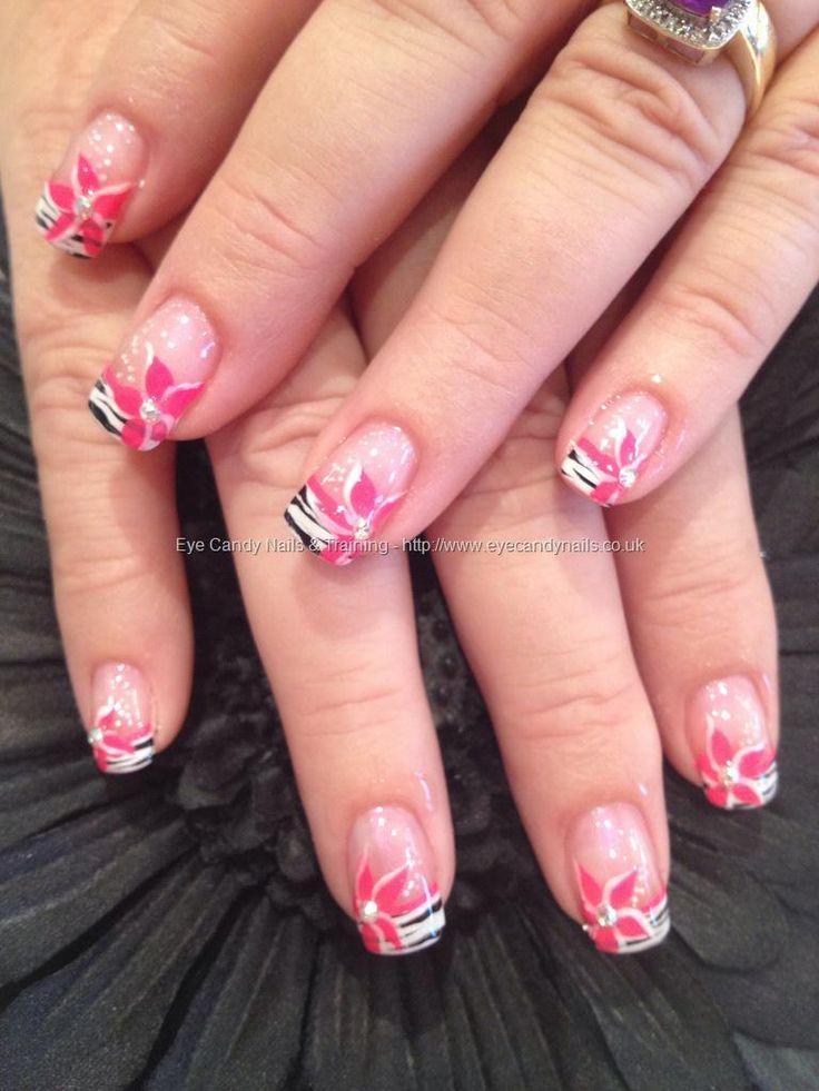 Best 25 hawaiian nail art ideas on pinterest tropical nail art freehand nail art taken at19052012 112839 prinsesfo Choice Image