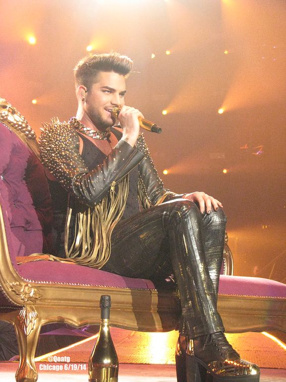 Queen + Adam Lambert - Chicago - June 19, 2014 - Qoatg