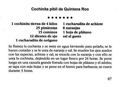 como hacer cochinita pibil