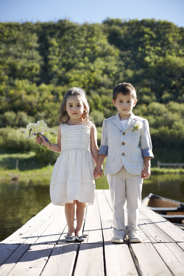 111 best COLLECT | FLOWER GIRL & RING BEARER images on Pinterest ...