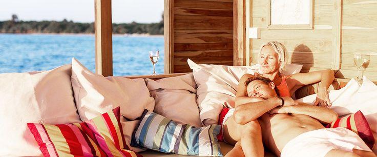 The Manta Resort Tanzania Barefoot luxury on one of Africa's finest beach hideaways