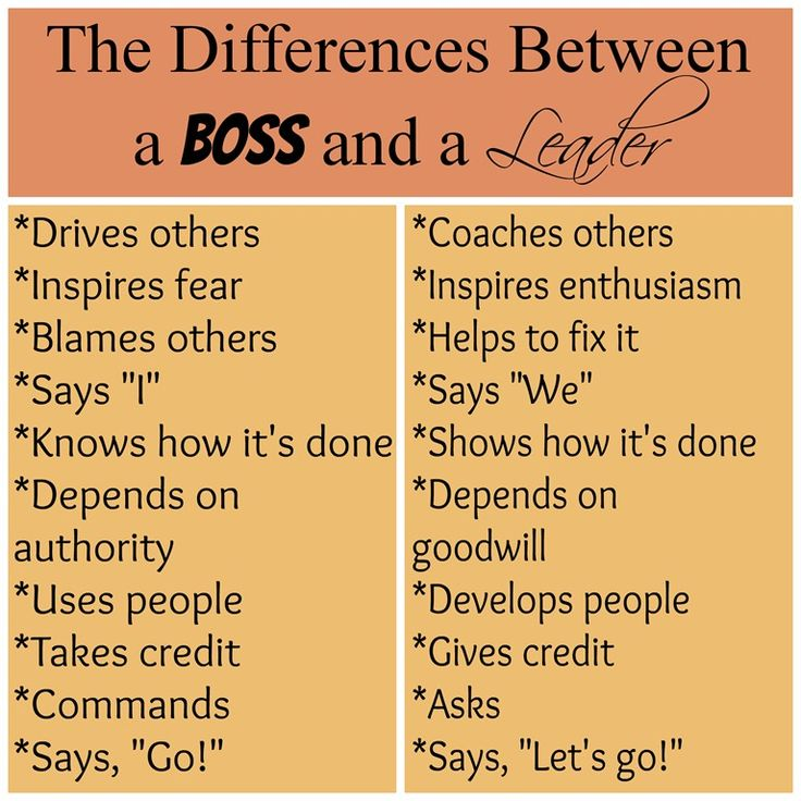 Servant Leadership: The Difference Between a Boss and a Leader