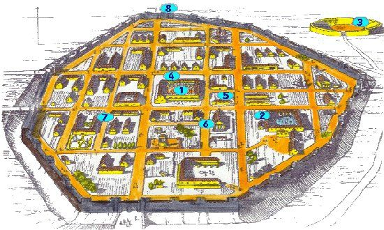 Tour a Roman Town- I wrote a lesson plan very similar to this using Google Earth, but this might take less time and convey the same ideas...
