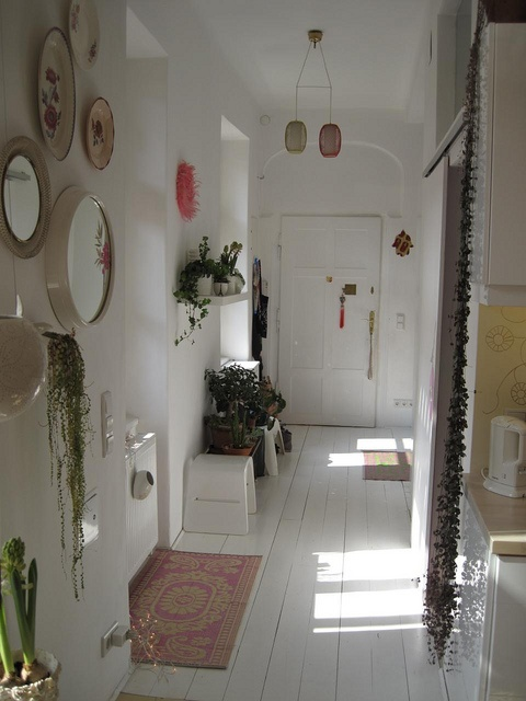 hall_04 by Design*Sponge/Grace Bonney, via Flickr