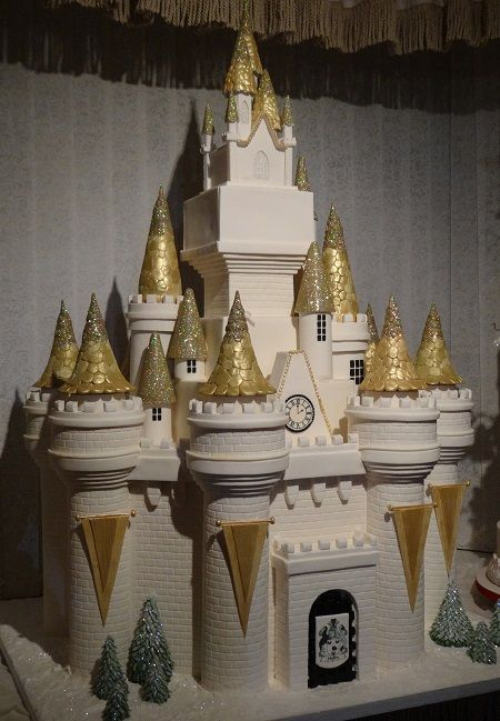 Fairytale Wedding Cakes Wolverhampton