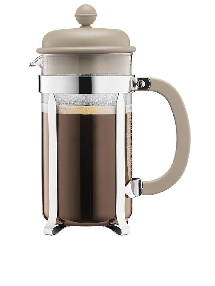 """Kaffeebereiter """"Caffettiera"""" in Beige - 1 l von Bodum ab 17,99 € (02.05.2017) statt 24,90 € (UVP) im limango Outlet kaufen. Schneller Versand & große Auswahl!"""