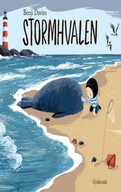 Køb 'Stormhvalen' bog nu. Louies far fisker hele dagen, så Louie er tit alene. Men en dag sker der noget helt usædvanligt. En storm skyller en lille hval i