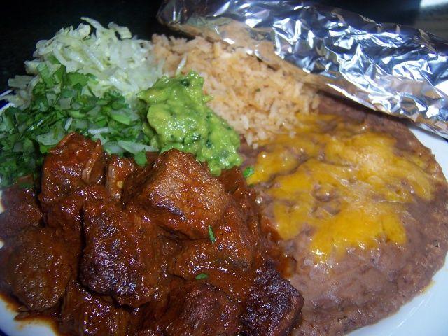 Chili Colorado, Authentic Mexican Style http://davidsfreerecipes.com/chili-colorado