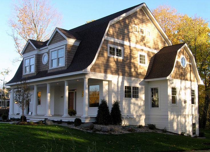 14 besten COLONIAL HOME STYLE Bilder auf Pinterest | Außengestaltung ...