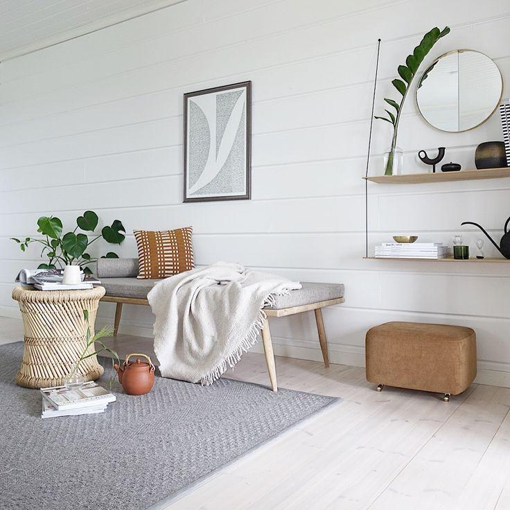 Daybed, Scandinavian home