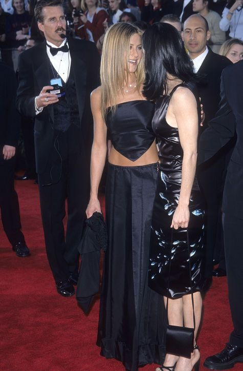 Must-See '90s Red Carpet Moments From Gwyneth Paltrow, Angelina Jolie, and Others