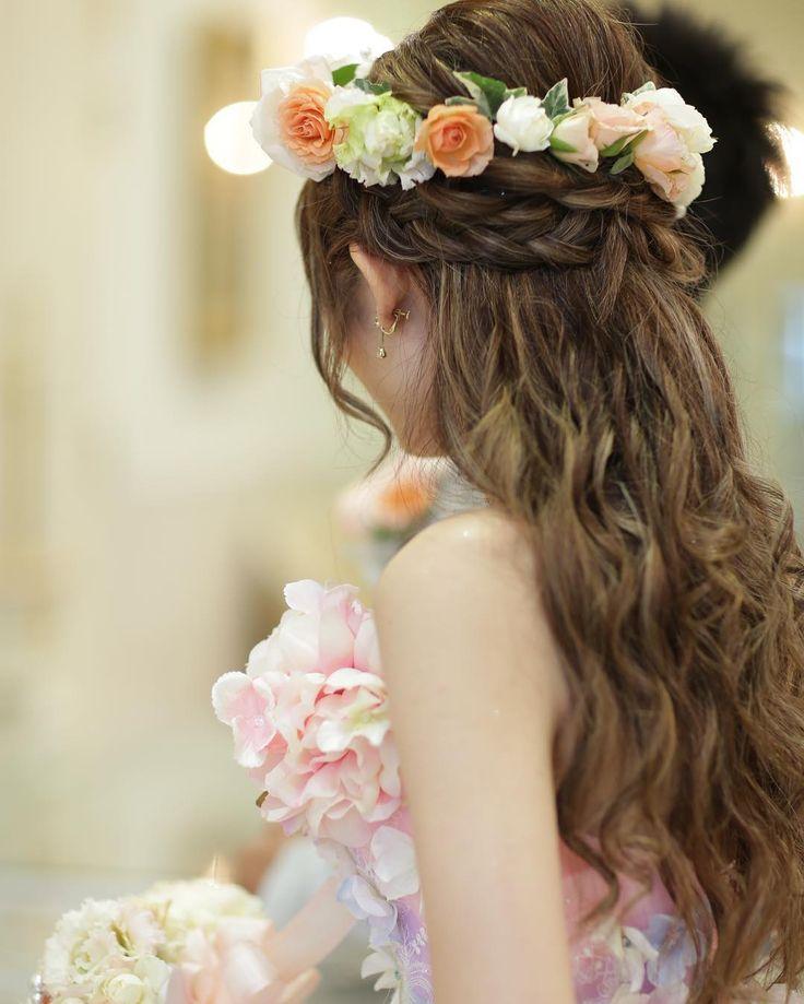 結婚式<花嫁の髪型>ウェディングヘアアレンジまとめ | みんなのウェディングニュース