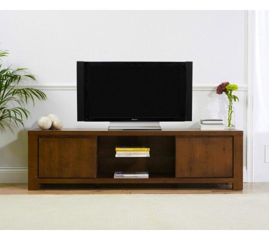 Tulsa Dark Large TV Unit