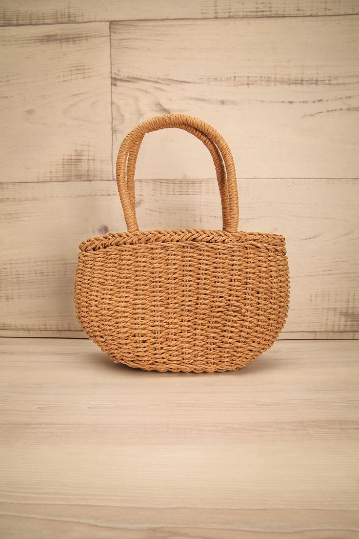 Montegaldo #lapetitegarconne #bag #handbag #accessories #straw #basketshape