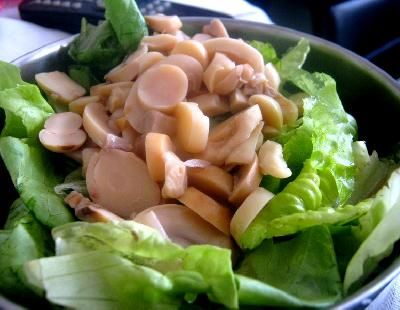Receta: Aderezo verde para ensaladas