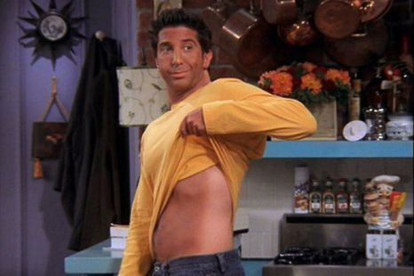 Friends.Friends Show Funny, Favorite Episode, Ross, Sprays Tans, Friends Tv, Friends The Tv Show, Things, Tans Tips, F R I E N D