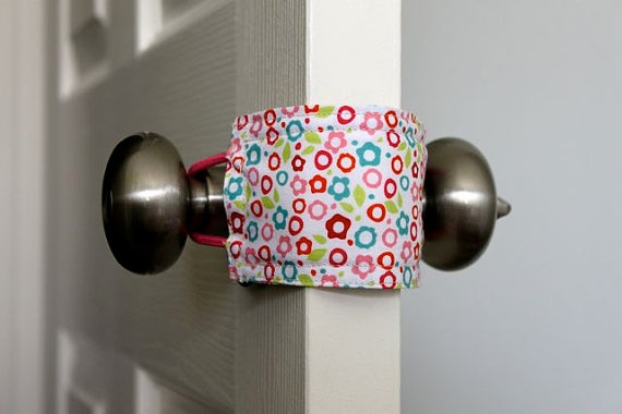 Pretty smart - it will 'shhhhhhush' a door for little ones sleeping