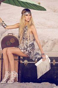As any gypsy will tell you, dressing well is the best revenge..Bohemian Chic, Hippie Style, Long Hair Dos, High Fashion, Fringes Clutches, Fashion Photography, Boho Glam, Boho Beautiful, Boho Fashion