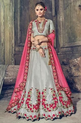 991b640cfa9 Purchase Online Party Wear Lehenga On Online Payment – Banglewale  International