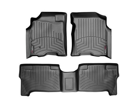 2004 Toyota Tundra | WeatherTech FloorLiner - car floor mats liner, floor tray protects and lines the floor of truck and SUV carpeting from ...