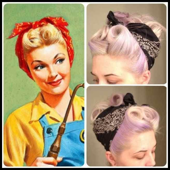 8 Best Frisuren 50er Jahre Images On Pinterest Retro Hairstyles Frisuren Tutorials Rockabilly Frisur 50er Jahre Frisur Vintage Frisuren