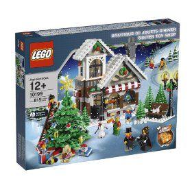 [レゴ クリエイター クリスマスセット] 子どもへの大定番といえば、やっぱりレゴですよね。今は、大人の中にも熱狂する人がいます。「小さいころ、クリスマスの時にレゴを買ってもらったよ!」というのは良い思い出なるはずです♪