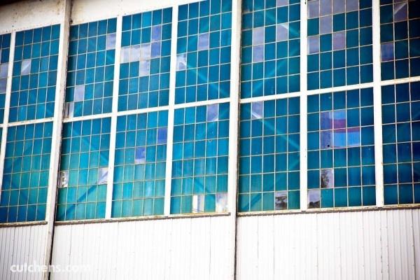 Old Richards Wilcox Hangar Doors  Pearson Airport  YYC  Greater Toronto Airport    sales@wilcoxdoor.com