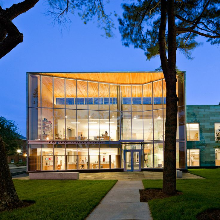 Aia Reveals Winners Of 2016 Honor Awards Milton Academy Pritzker Science Center
