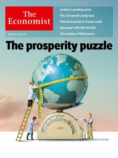 Read The Economist every week - a few articles each day
