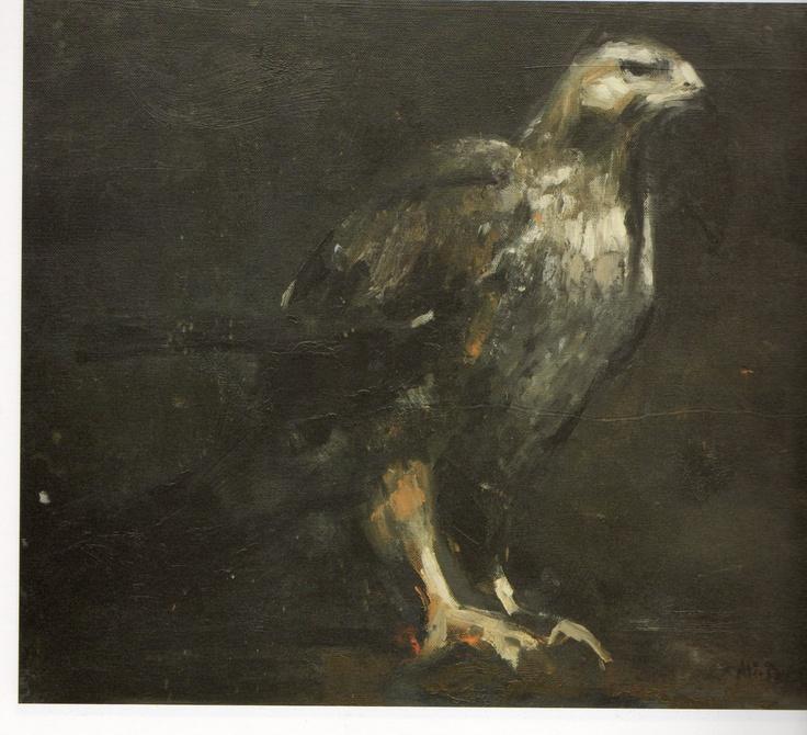 Selvaggio, 2010, olio su tela, 50 x 60