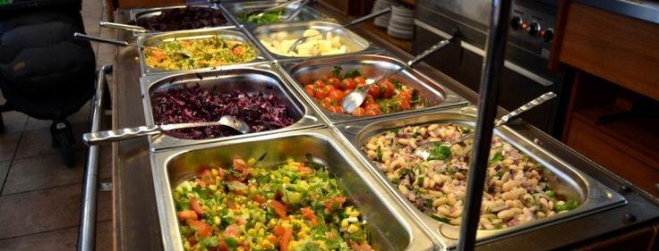 Seyhmus Vegetariska Café - Stockholm