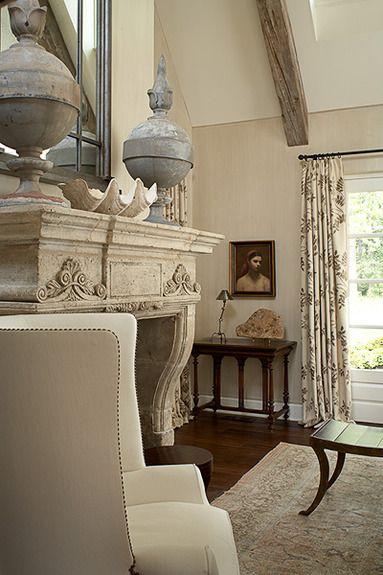 Frank Ponterio Interior Design Etruscan Bench