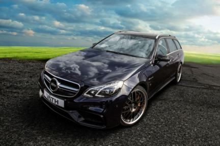 2014 #Mercedes-Benz #E63 #AMG #S-Model #Estate by #VATH